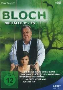 Bloch: Die Fälle 17-20, 2 DVDs