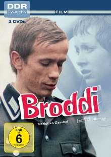 Broddi, 3 DVDs