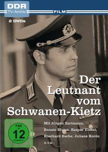 Der Leutnant vom Schwanenkietz, 2 DVDs