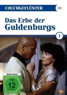 Das Erbe der Guldenburgs Staffel 1, 4 DVDs