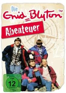 Die Enid Blyton Abenteuer, 4 DVDs