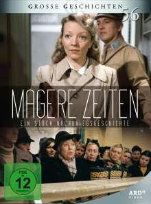 Magere Zeiten, 3 DVDs