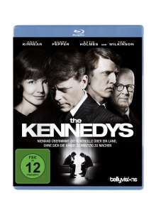 The Kennedys (Komplette Serie) (Blu-ray), 2 Blu-ray Discs