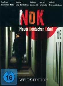 Neuer Deutscher Krimi Box 1, 5 DVDs