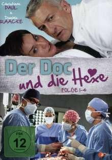 Der Doc und die Hexe, 2 DVDs