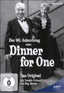 Dinner For One, DVD