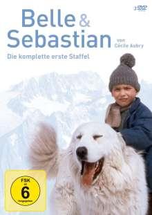 Belle und Sebastian, 3 DVDs