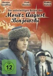 Die unfreiwilligen Reisen des Moritz August Benjowski, 2 DVDs