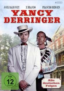 Yancy Derringer - Alle deutschen Folgen, 4 DVDs