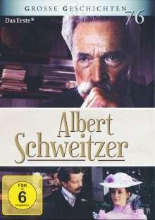 Albert Schweitzer, 2 DVDs