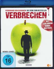 Verbrechen (Blu-ray), 2 Blu-ray Discs