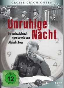 Unruhige Nacht, DVD