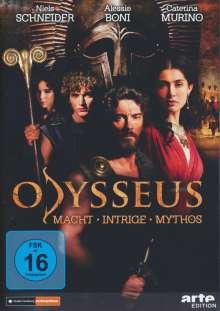 Odysseus (2013), 4 DVDs