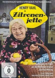 Zitronenjette, DVD