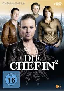 Die Chefin Staffel 2, 2 DVDs