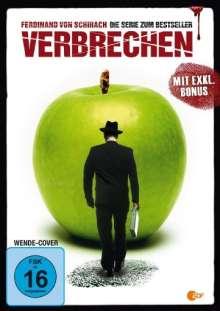Verbrechen, 2 DVDs