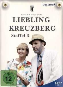 Liebling Kreuzberg Staffel 3, 3 DVDs