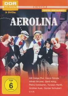 Aerolina, 3 DVDs