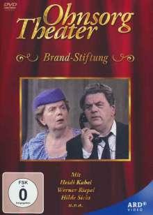 Ohnsorg Theater: Brand-Stiftung (hochdeutsch), DVD