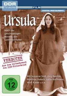 Ursula, DVD