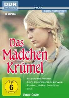 Das Mädchen Krümel, 3 DVDs