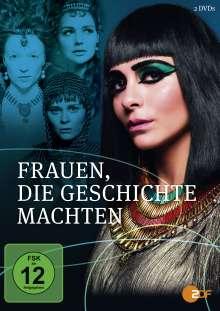 Frauen, die Geschichte machten, 2 DVDs