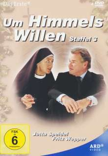 Um Himmels Willen Staffel 3, 4 DVDs
