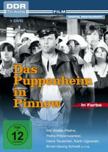 Das Puppenheim in Pinnow, DVD