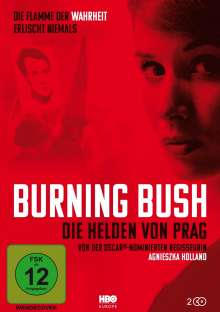 Burning Bush, 2 DVDs