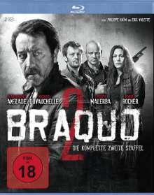 Braquo Season 2 (Blu-ray), 2 Blu-ray Discs