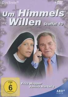 Um Himmels Willen Staffel 10, 5 DVDs