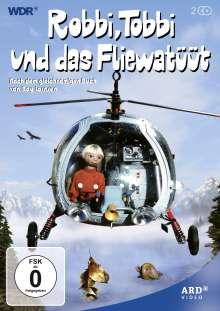 Robbi, Tobbi und das Fliewatüüt (1972), 2 DVDs