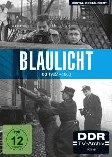 Blaulicht Box 3, 2 DVDs