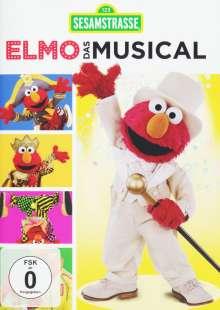 Sesamstraße - Elmo: Das Musical, DVD