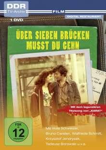 Über sieben Brücken musst Du gehen, DVD