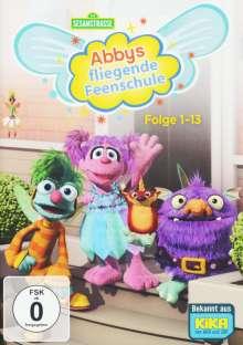 Sesamstraße: Abby's fliegende Feenschule Folge 1-13, DVD