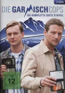 Die Garmisch-Cops Staffel 1, 3 DVDs