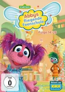 Sesamstraße: Abby's fliegende Feenschule Folge 14-26, DVD