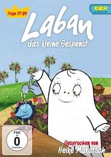Laban - Das kleine Gespenst Vol. 3, DVD