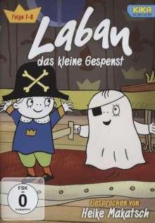 Laban - Das kleine Gespenst Vol. 1, DVD