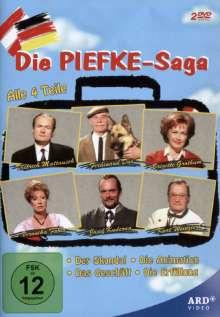 Die Piefke-Saga, 2 DVDs