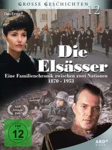 Die Elsässer, 2 DVDs