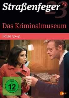 Straßenfeger Vol.23: Das Kriminalmuseum Folge 30-41, DVD