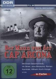 Der Mann von der Cap Arcona, DVD