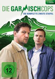 Die Garmisch-Cops Staffel 2, 3 DVDs