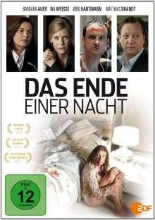 Das Ende einer Nacht, DVD