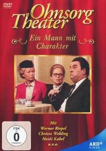 Ohnsorg Theater: Ein Mann mit Charakter, DVD