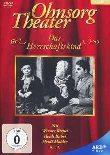 Ohnsorg Theater: Das Herrschaftskind, DVD