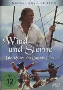 Wind und Sterne - Die Reisen des Captain Cook, 2 DVDs