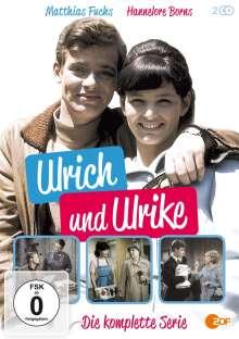 Ulrich und Ulrike (Komplette Serie), 2 DVDs
